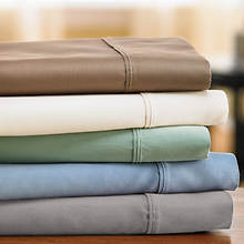 400-Thread Count Sheet Set - Mocha