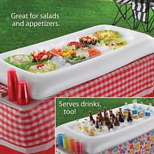 Portable Salad Bar