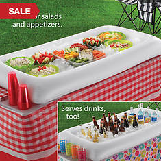 Portable Salad Bar