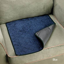 Waterproof Seat Protector - Blue