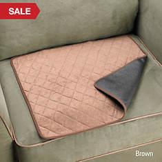 Waterproof Seat Protector - Brown