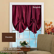 Pull-Up Blackout Shade - Chocolate