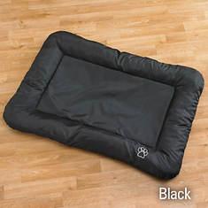 Pet Crate Pad - Black