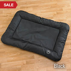 Pet Crate Pad - Black