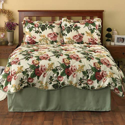 Rosenquest Bedspread