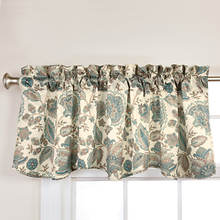 Monique Scalloped Valance - Ivory
