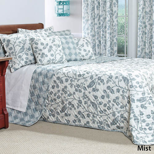 Botanica Quilted Bedspread