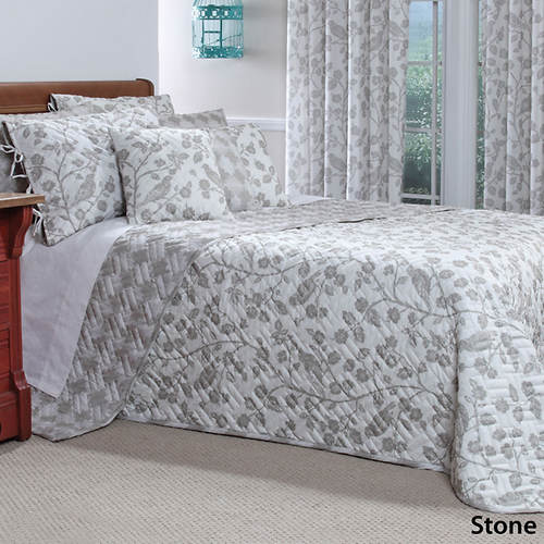 Botanica Quilted Bedspread
