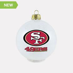 NFL Ornament - 49ers