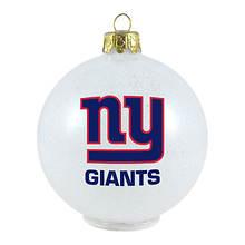 NFL LED Ornament - Giants