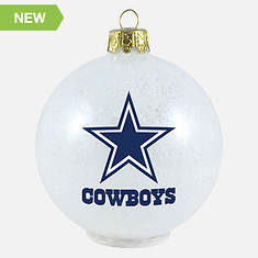 NFL LED Ornament - Cowboys