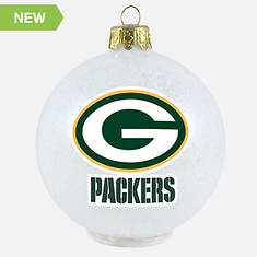 NFL LED Ornament - Packers