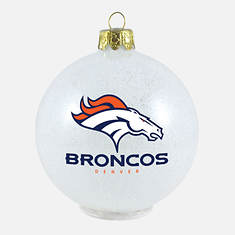 NFL LED Ornament - Broncos