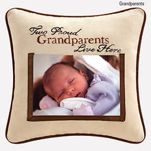 Picture Pillow - Grandparents