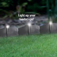 Solar LED Lighted Edging