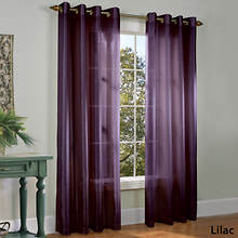 Milano Grommet Panel - Lilac