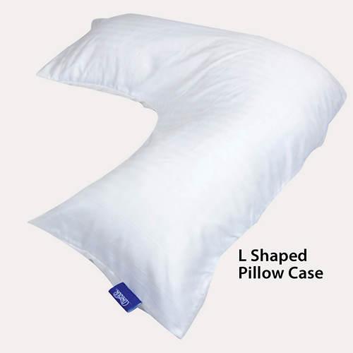 L Side Sleeper Pillowcase