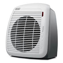 Delonghi Fan/Heater - Gray