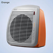 Delonghi Fan/Heater - Orange