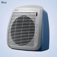Delonghi Fan/Heater - Blue