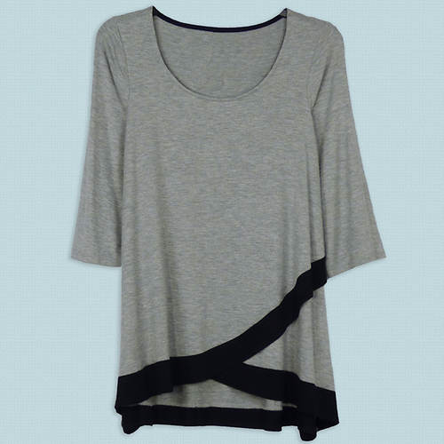 Crisscross Tunic Misses'