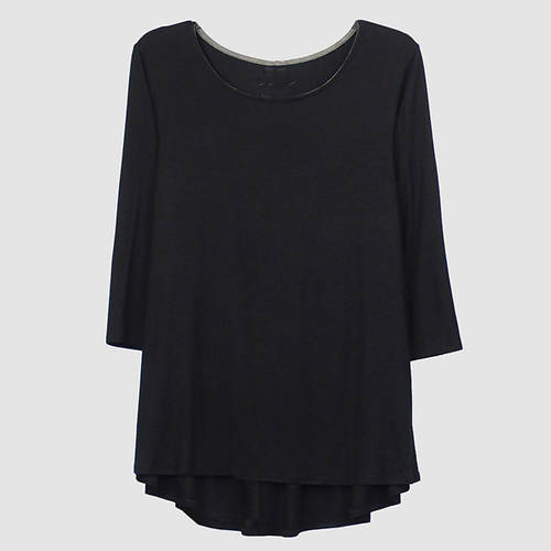 Pleated Back Top Women's