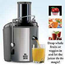 Big Boss Juicer™