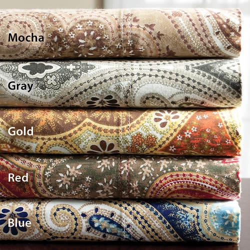 Milano 300-Thread Count Cotton Sheet Set