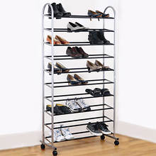 10-Shelf Shoe Rack