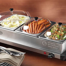 3-in-1 Buffet Warmer