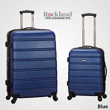 2-Pc. Expandable Spinner Set - Blue
