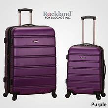 2-Pc. Expandable Spinner Set - Purple