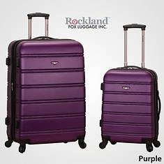 2-Pc. Expandable Spinner Set - Purple