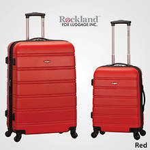 2-Pc. Expandable Spinner Set - Red