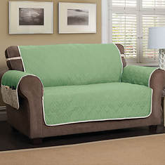 5-Star Furniture Protector - Loveseat - Green