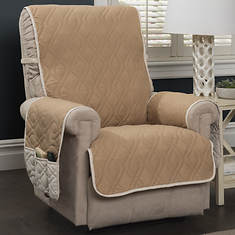 5-Star Furniture Protector - Recliner - Camel