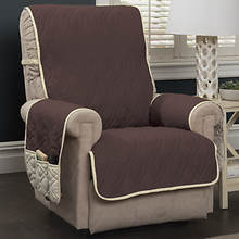 5-Star Furniture Protector - Recliner - Chocolate