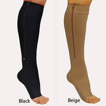 Compression Sock - Beige