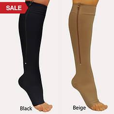 Compression Sock - Beige