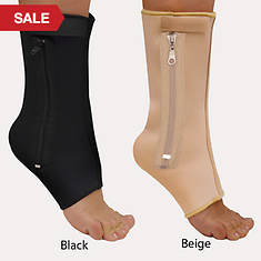Compression Ankle Support - Beige