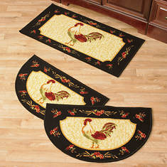 3-Pc. Anti-Fatigue Mat - Rooster