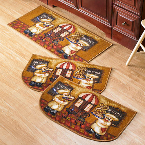 3-Pc. Anti-Fatigue Mat - Chef