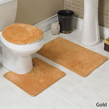Hailey 3-Pc. Bath Set - Gold