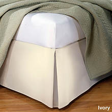 Tailored Bedskirt - Ivory