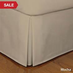 Tailored Bedskirt - Mocha