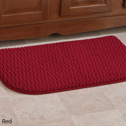 anti fatigue foam kitchen mat red gallery