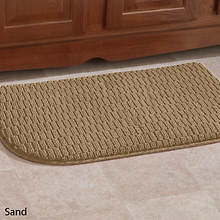 Anti-Fatigue Foam Kitchen Mat-Sand