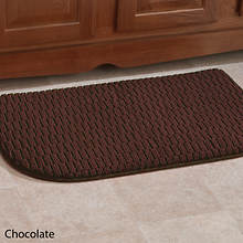 Anti-Fatigue Foam Kitchen Mat-Chocolate
