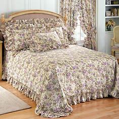 Leila Plisse Bedspread