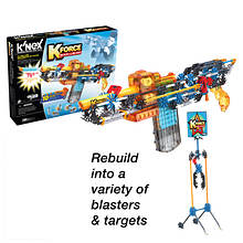 K'NEX K-Force Build and Blast Flash Fire Set